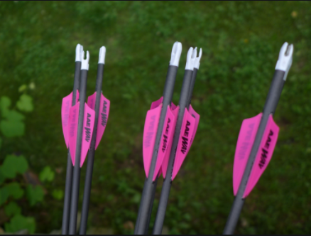 How to Fletch Your Arrows