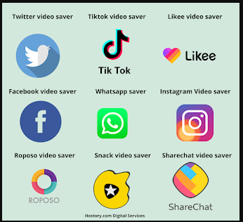 All in one status saver app