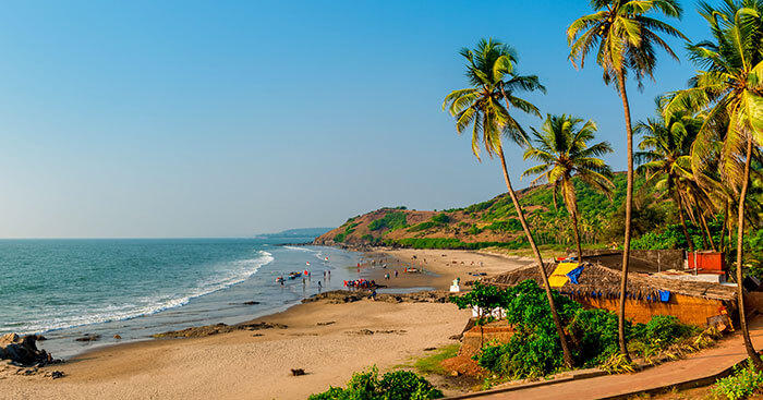 Best places to visit in south goa for couples
