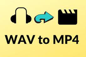 Convert WAV To MP4
